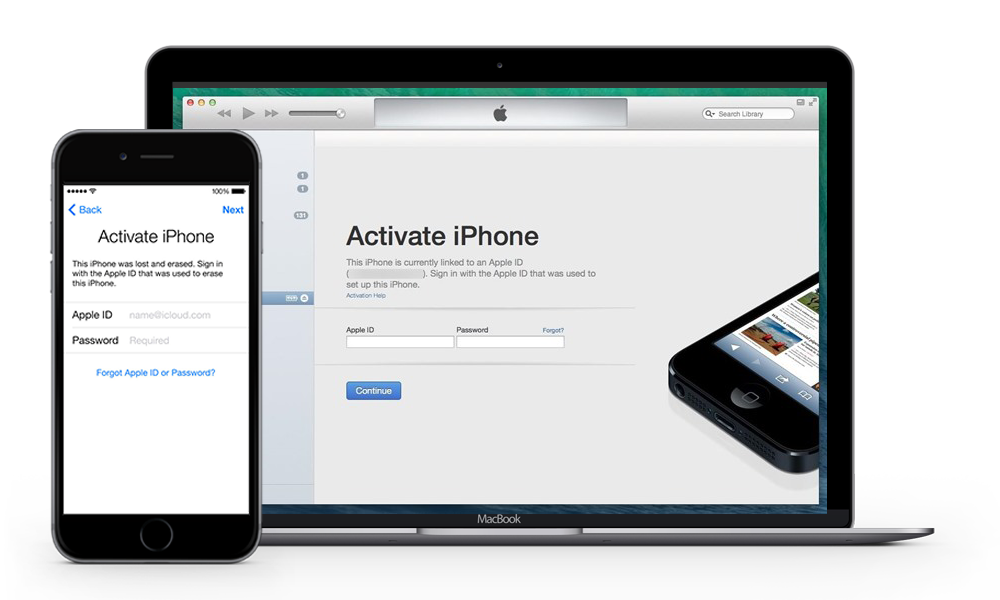 Bypass iCloud Sign In Blocked