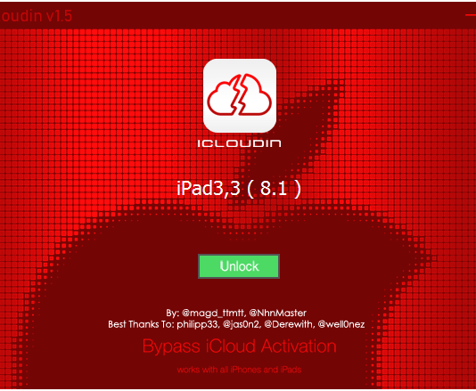 iCloudin v1.5.1 Tool Download 2019