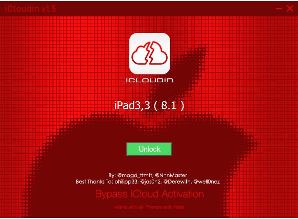 iCloud Bypass – iCloudin Server – iCloudin Tool