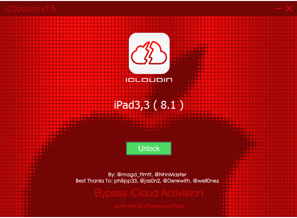 icloudin tool removal, unlock apple id