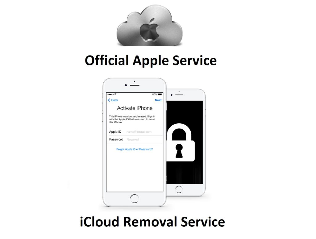 iCloud Removal Service - Official Apple Service