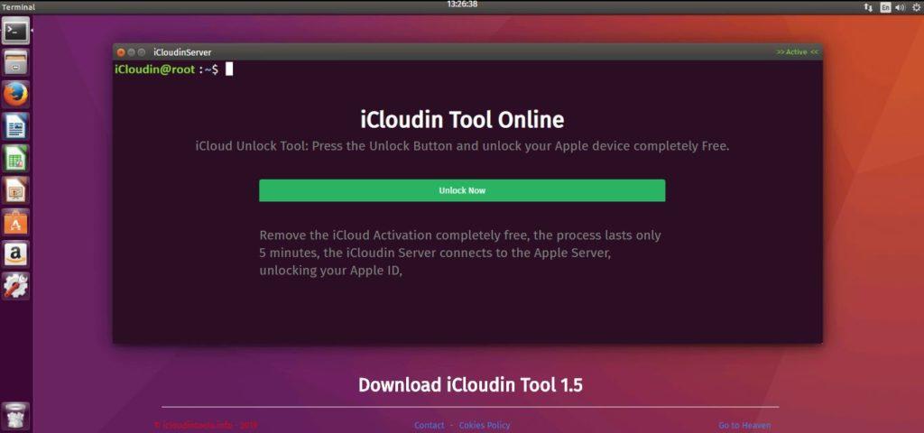 icloudin tool online